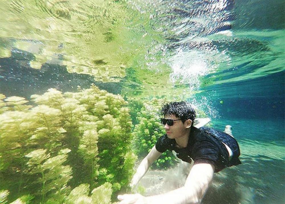 1. Mata Air Sumber Sirah