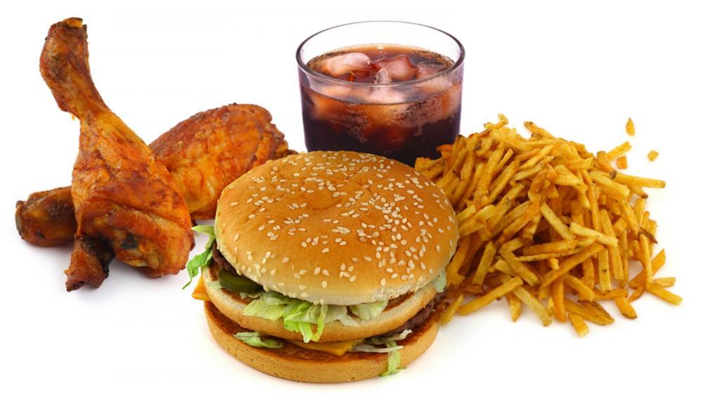 1. Menghindari Makanan Berlemak Adalah Kunci Utama