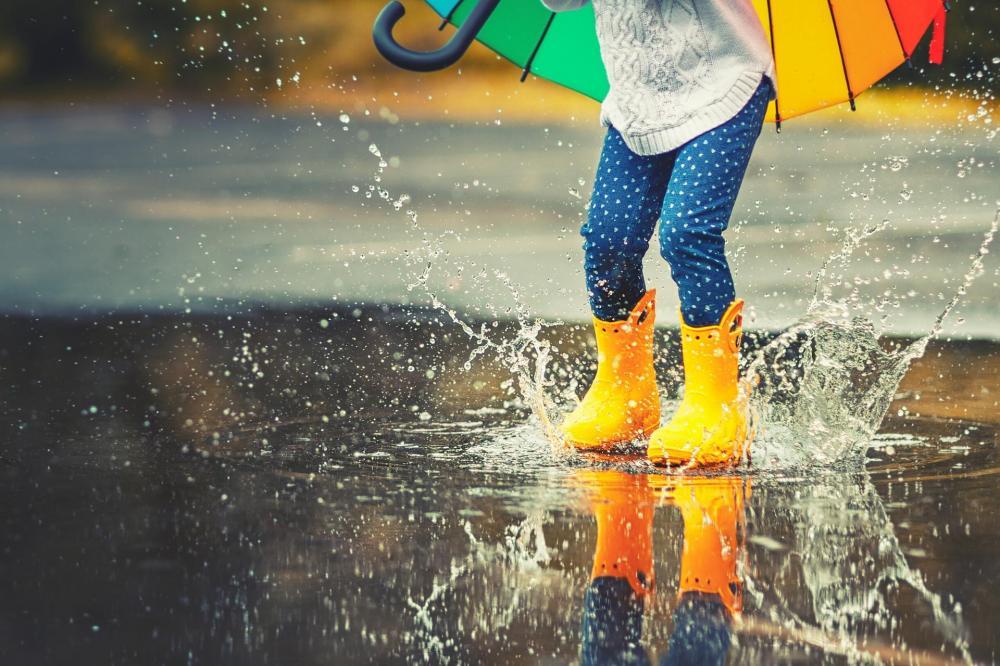 2. Menjaga Kesehatan Di Musim Hujan