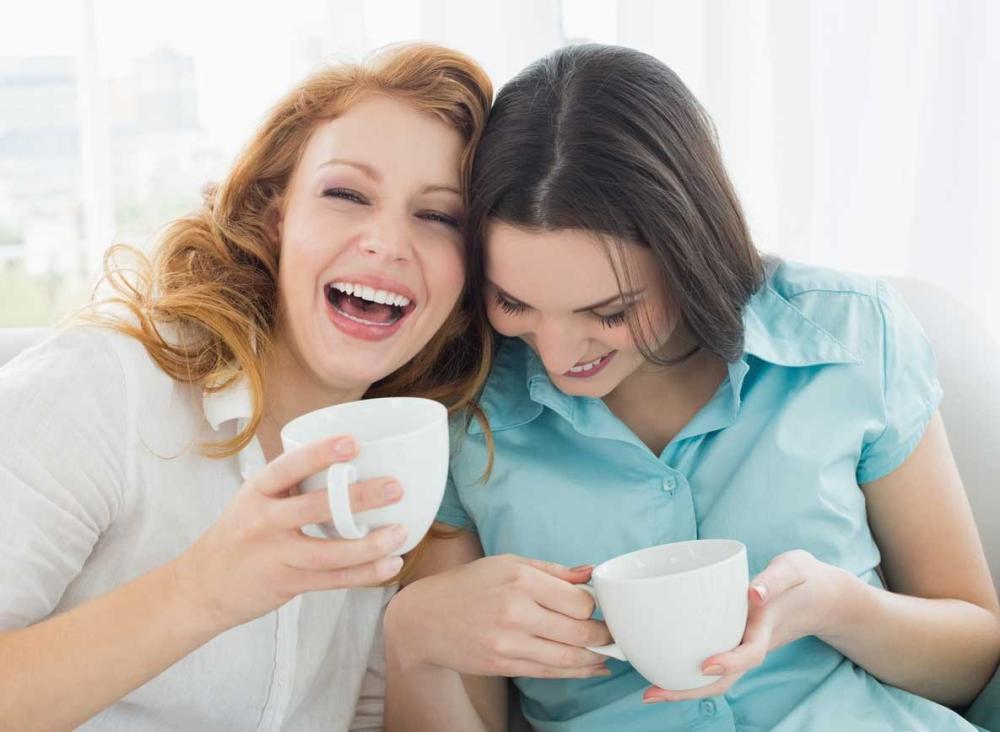 6. Bercerita Dengan Saudara Atau Teman