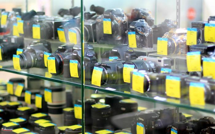 Cara Membeli Kamera Bekas